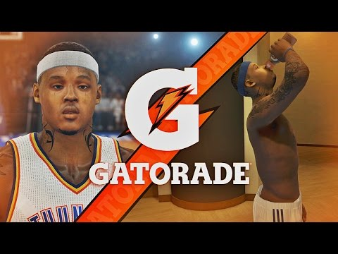 NBA 2K15 MyCAREER - DeShawn's Image #18 - Debut Game With OKC | Gatorade Endorsement & Commercial