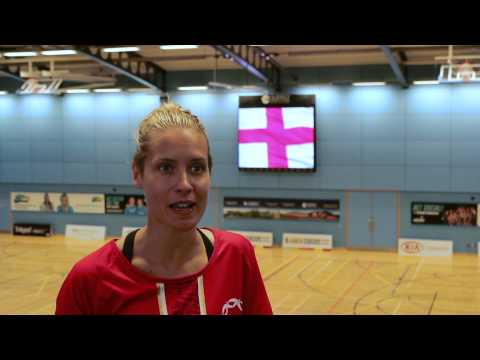 Tamsin Greenway returns to England squad for Netball World Cup