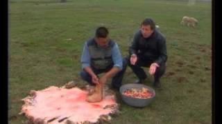Самое вкусное блюдо из баранины - Кюр. Калмыкия