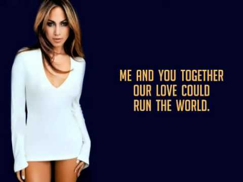 Jennifer Lopez - Beyonc� - Run the World (Girls)