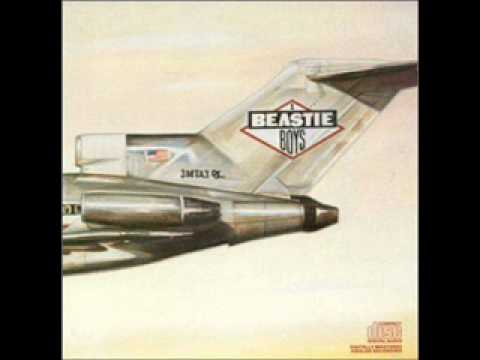 Beastie Boys-Girls- Licensed to Ill With Lyrics