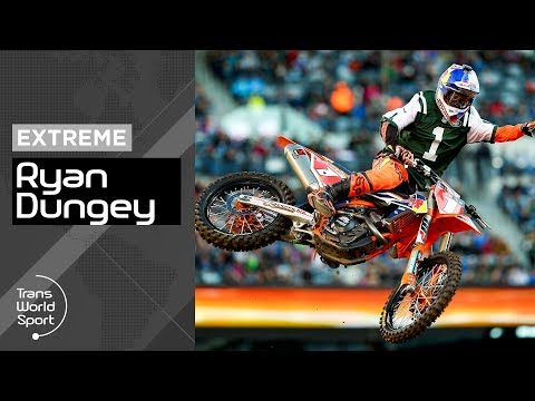 Ryan Dungey feature on Trans World Sport