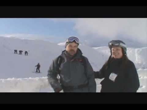 Alaska Winter Fun at Eaglecrest.wmv