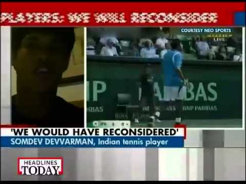 Somdev slams AITA for its unprofessional conduct