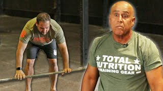 We Tried To Outlift A 63-Year-Old Weight Lifter