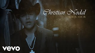 Christian Nodal - Adiós Amor (Lyric Video)