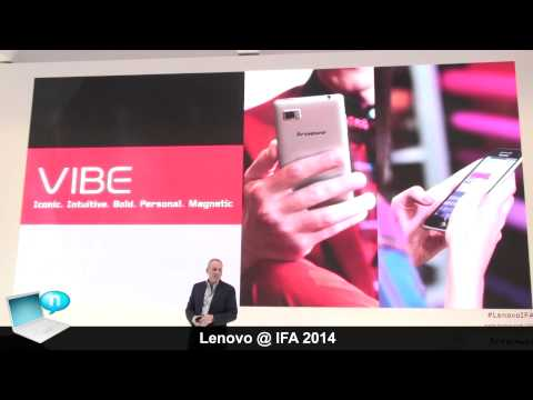 Lenovo IFA 2014 - Tab S8, ThinkPad Helix 2, Horizon 2s and 2e, IdeaPad Y70 and Z50 notebook