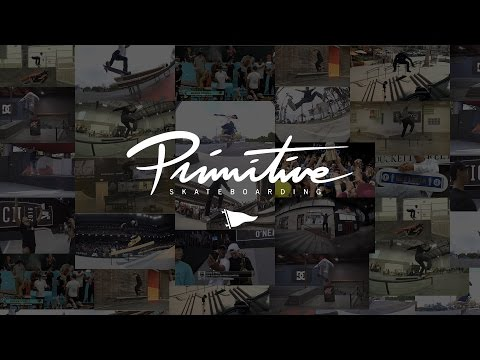 Primitive Skateboarding 2016 Year in Review