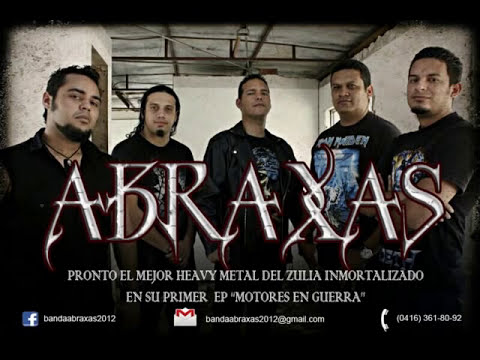 ABRAXAS- Corazon de Rock Pesado cover Paul Gillman)