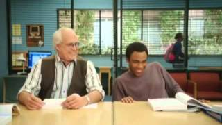 Community - Season 3 Full Outtakes!