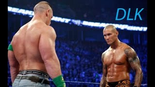 John Cena Vs Randy Orton I Quit Full Match Breaking Point 2009