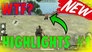 HIGHLIGHTS #1    FREE FIRE    Stale-Pro Gamer