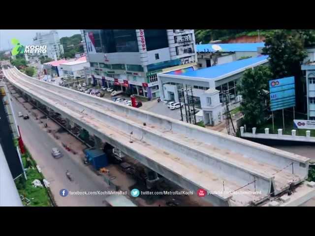 Kochi Metro: Watch the remarkable achievement.