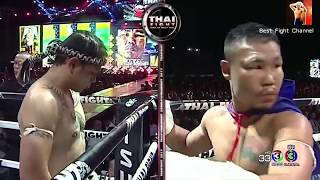 Saiyok Pumpanmuang (Thailand) vs Kyal Lin Aung (Myanmar) - Thai Fight Yala