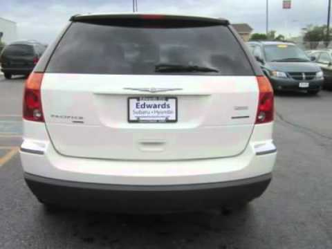 2005 CHRYSLER PACIFICA Council Bluffs, IA 41760B