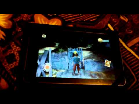 планшет Asus Google Nexus 7 игра The Adventures of Tintin