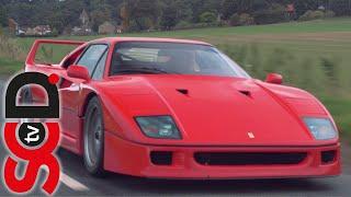 Meeting My Hero - The Ferrari F40
