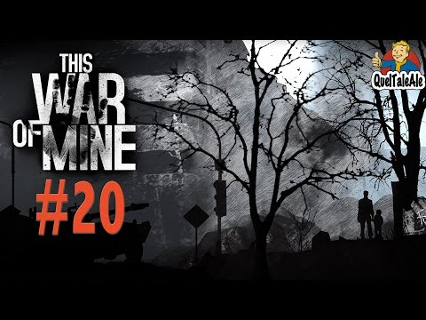 This War of Mine - Gameplay ITA - #20 - Giorni 39-40-41 Facc