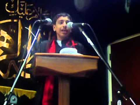 Izzat Khuda (s.w.a.) Ki Fatima (s.a.) - Abbas Haider Lalji (apiz) - Ksimc Of Birmingham (uk) 2011 video