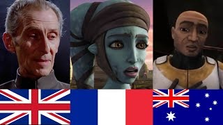 The Many Accents in Star Wars Explained