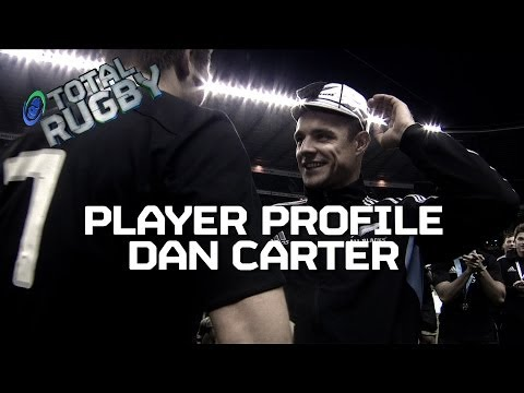 [PLAYER PROFILE] Dan Carter