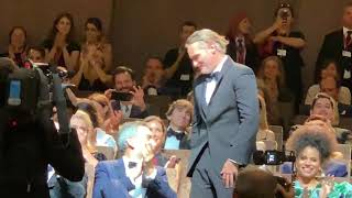 "1 # ""JOKER "" Premiere at The VENICE FILMS FESTIVAL 2O19 (cell video by G.M.S )"