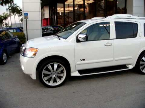 MC Design Whips 2009 Nissan Armada CAS Edition for Esserman Nissan Miami