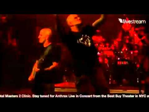 Phil Anselmo Singing Pantera 2011 !!! Fucking Hostile With All Stars video