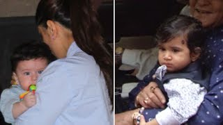 Taimur Ali Khan steals limelight from Lakshya Kapoor!