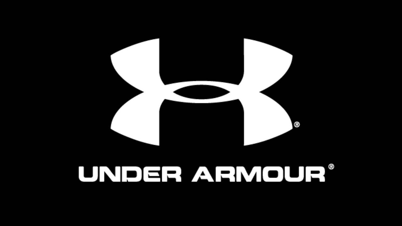 Under Armour Logo Under Armour -MMA Hard Workout