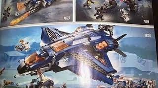 Massive Toy Leak For End Game Revealed / Plus Ant Man Theory