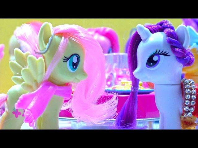 Как сделать красивую прическу пони