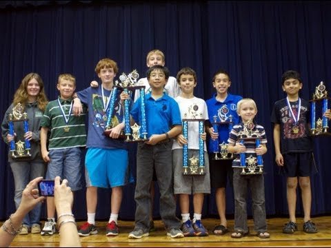 United States Chess Federation K-12 All Saints Chess Festival