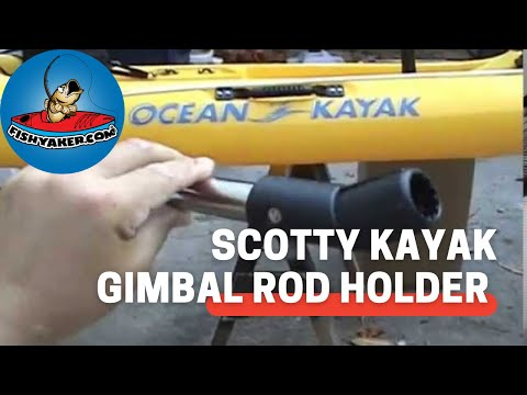 Useful How To Make A Fishing Pole Holder For A Kayak Wilson