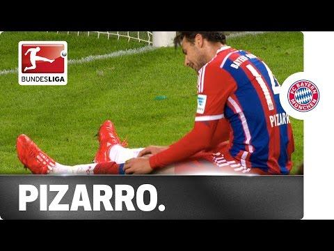 Pizarro's Miss - Bayern's Nightmare in Wolfsburg Summed Up