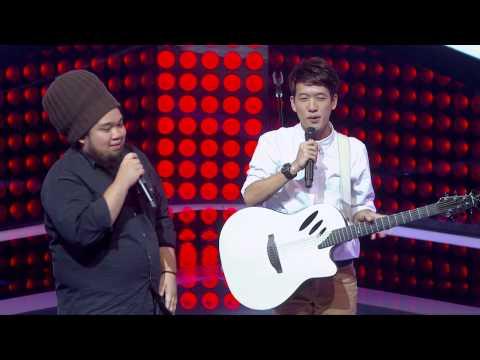 The Voice Thailand - อุณ - อาร์ม - ถ้าปล่อยให้เธอเดินผ่าน - 21 Sep 2014 video