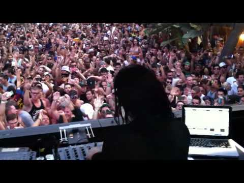 Skrillex - Bangarang / Reptile Live @ WaveHouse Music Videos