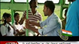 Attakathi - cinema central special programe aug 15th attakathi. naan movie scence CC EP 11 seg 1