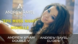 Andrew Rayel feat. Mishelle - Epic Music Night (Moldova)
