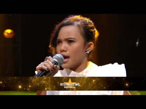 "Dewi Kisworo ""Coke Bottle"" Agnez Mo - Rising Star Indonesia Eps Live Audition 3"