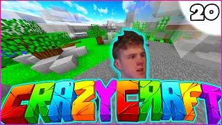 """Minecraft CRAZY CRAFT 3.0 SMP - """"PRANKING LACHLAN"""" - Episode 20"""