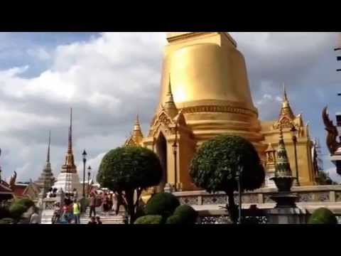 A most popular place to visit in Bangkok, Thailand.