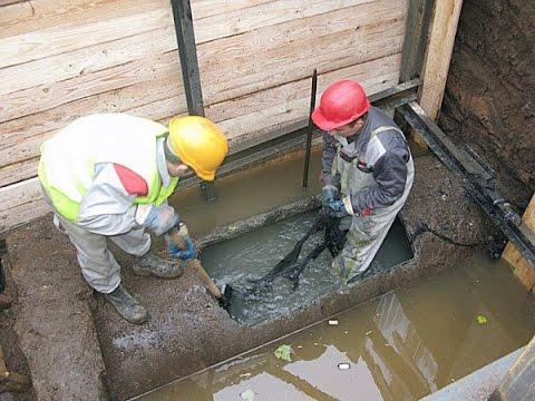 Что мы знаем о работе канализации