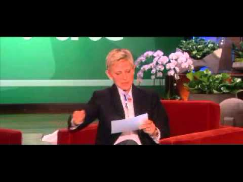 Vine After Vine After Vine on Ellen show