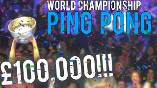 World Championship of Ping Pong 2019