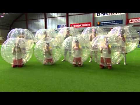 Bubble football Romford Greater London