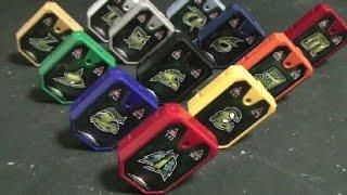 Power Rangers RPM Sound BoxToys 파워레인저 엔진포스 장난감