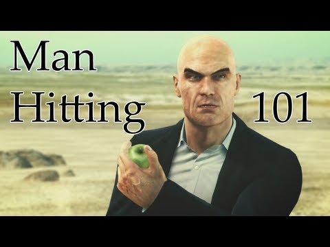 Hitman Absolution: Man Hitting 101