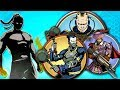 ТИТАН УЖЕ БЛИЗКО Shadow Fight 2 Special Edition Фанни Геймс ТВ