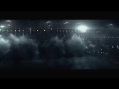 "Hunger Games Mockingjay ""Hanging  Tree"" Scene + District 5 Hydroelectric Dam Attack"